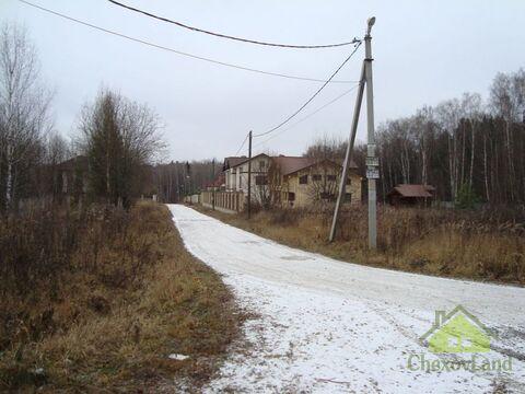 Участок 22 сотки в д.Каргашиново