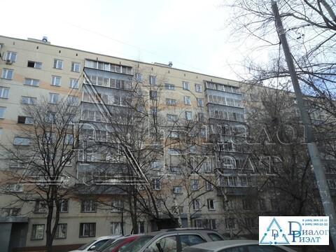 2 комнатная квартира в 17 минутах пешком от метро Рязанский проспект