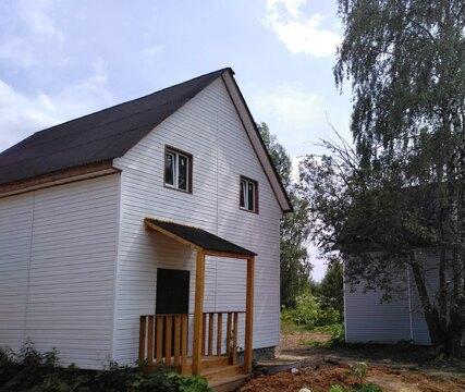 Купить дом из бруса в Одинцовском районе д. Ямищево