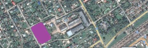 Продается земельный участок г. Апрелевка 160 соток