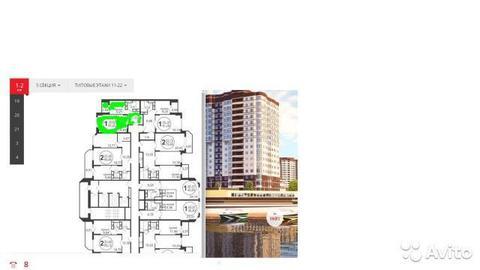Долгопрудный, 1-но комнатная квартира, ул. Московская д.52, 3700000 руб.