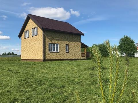 Дом для ПМЖ в Мишутино близ Сергиев Посад*