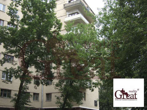 Продажа квартиры, м. Арбатская, Сивцев Вражек пер.