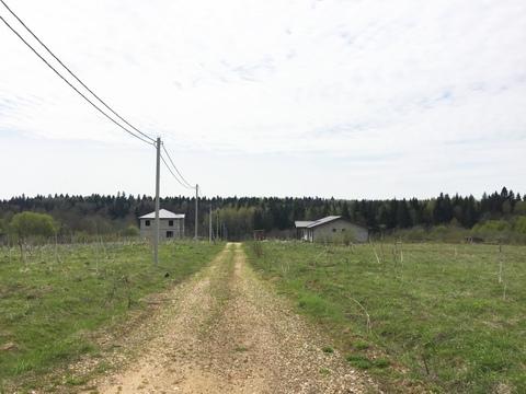 Участок 10 соток село Костино, 60 км. от МКАД по Дмитровскому шоссе