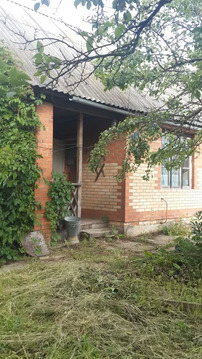 Дом 60 кв.м. на 8 сот. г.о. Домодедово, д. Яковлевское за 2,95 млн.р.