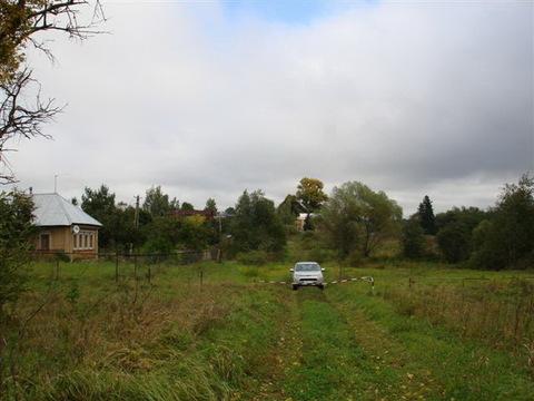 Земельный участок кфх