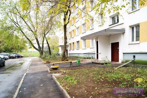 Квартира в Марьино.