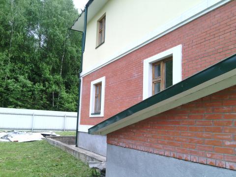 3 уровневый дом 326 кв.м. в д.Петрухино Серпуховского района