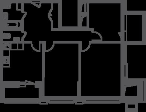 Москва, 3-х комнатная квартира, Красногвардейский б-р. д.вл.15, стр.2, 25777424 руб.