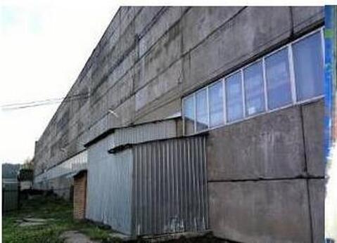 Склад 5 500 кв.м на 2,2 Га в Климовске