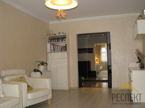 Продаётся 3-комнатная квартира по адресу Васильцовский Стан 11