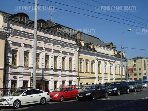 Сдается офис в 8 мин. пешком от м. Новокузнецкая