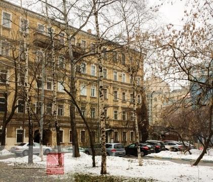 4-к квартира, 92 м2, 1/5 эт, Подсосенский пер, 9