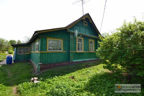 Дом в Волоколамске на ул.Заречная