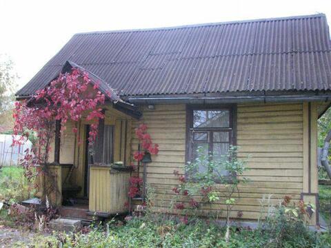 Дача на 8 сот с лесными деревьями Ярославское ш 32 км. от МКАД Софрино