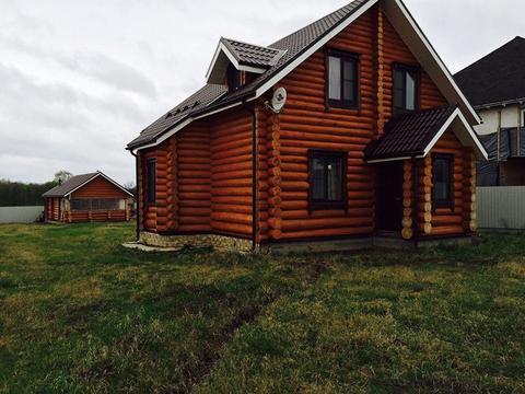 Дом 125 м2, д. Посевьево