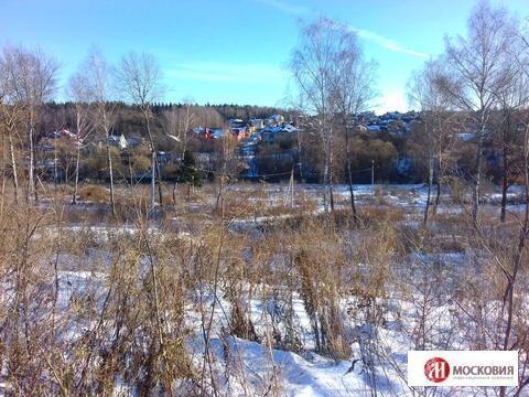Земельный участок у реки в Москве вблизи Троицка очень выгодно