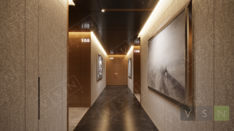 5-комнатная квартира, 201 кв.м.