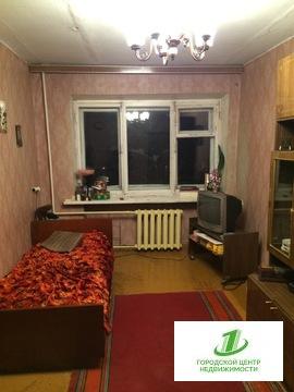 Двухкомнатная квартира в центре Воскресенска