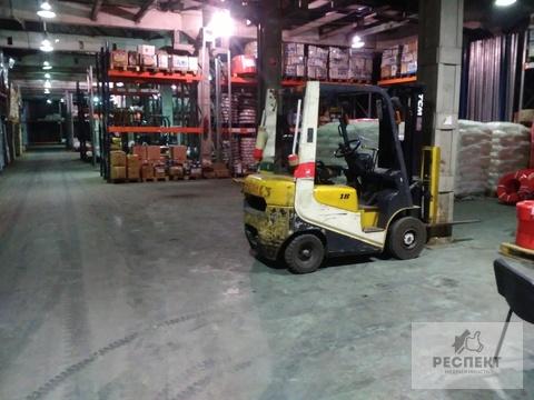 Производственно-складское помещение 600 кв.м