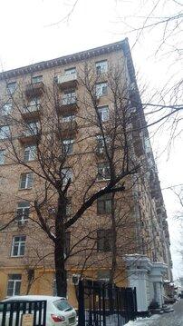 Однокомнатная квартира м. Киевская
