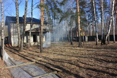 Продаётся дом недострой в СНТ Беляниново на участке 15 соток