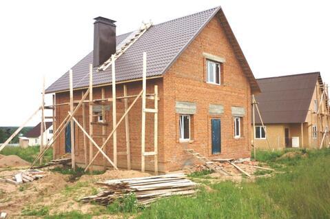 Дом 130 кв.м. на участке 20 соток в д. Глинково