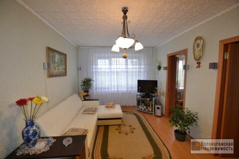 Четырехкомнатная квартира в городе Волоколамске