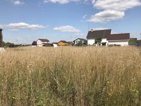 Продается просторный земельный участок в Раменском районе