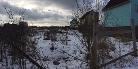 Земельный участок 8 соток в деревне Малые Вяземы