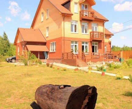 Сдается коттедж на Дмитровском шоссе Икша на участке 15 соток., 20000 руб.