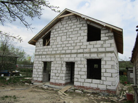 2х эт дом 150 кв.м. на участке 6 соток мкр-н Востряково, ул Садовая