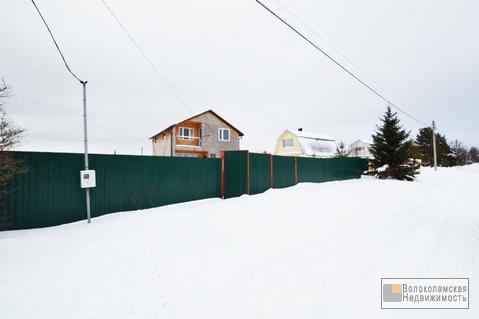 Продается дом с участок в д.Голубцово Волоколамского района