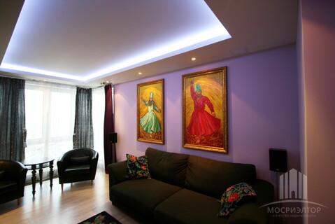 3-х комнатная квартира по адресу Хорошевское шоссе 12с1