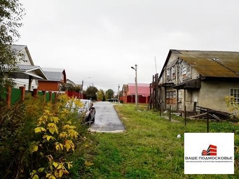 Участок на улице Луговая