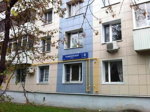 Продается двухкомнатная квартира г.Москва, Ташкентская д. 4 корп. 1.