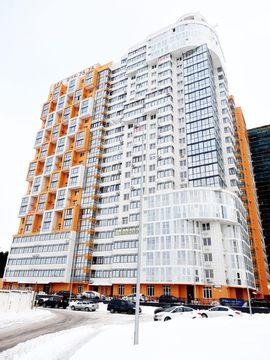 Видовая 4-ех ком квартира в ЖК Крылатский