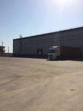 Предлагается новый производственно-складской комплекс