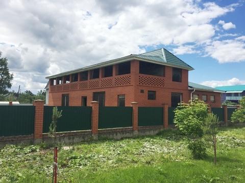 Дом площадью 580 кв.м на уч. 9 соток ИЖС в опх Ермолино, 25 км от МКАД