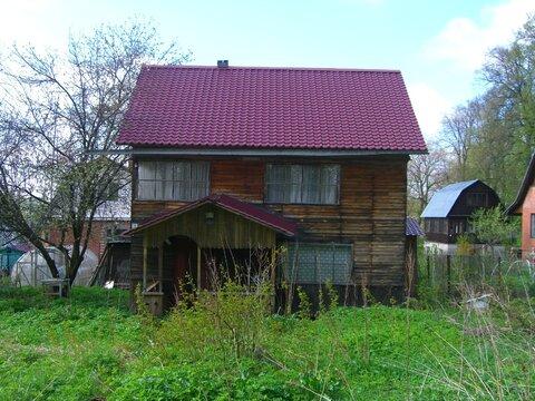 Дача в Ступинском районе, Московская область.