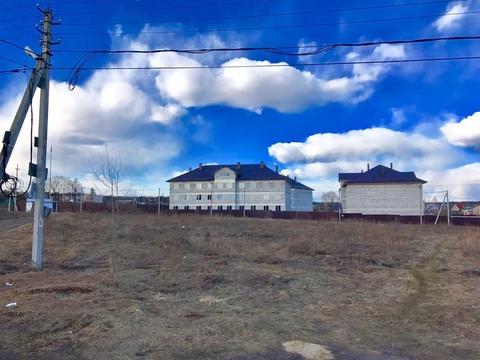 Участок 11 соток под Многоквартирный дом село Строкино