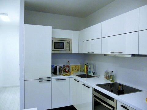 Двухкомнатная квартира с ремонтом техникой и мебелью