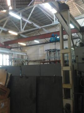 Производственно-складской комплекс 2154 м2 на Алтуфьевском ш. 79