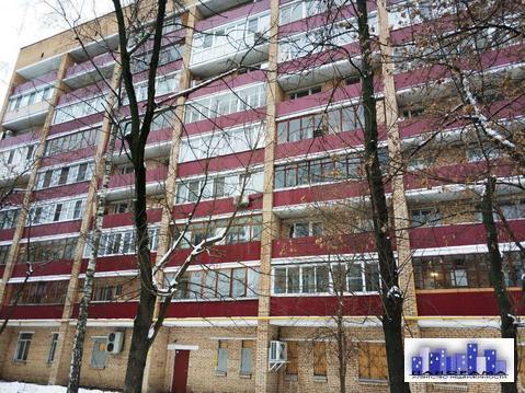 1-комнатная квартира в Москве на ул. Краснобогатырская д.77