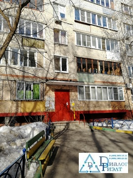 3-комнатная квартира в п. Красково, рядом с ж\д станцией