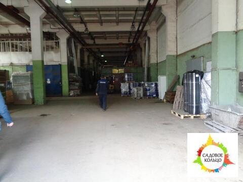 Тёплый склад 94 метра кв