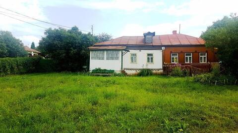Дом в дер. Щеболово, Серпухов.