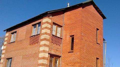 Каширское шоссе 40 км от МКАД, д.Купчинино дом 160 кв.м. на 7 сотках