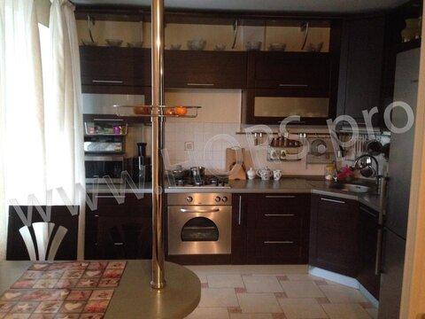 3-комнатная квартира с отличным ремонтом и мебелью в Дубне