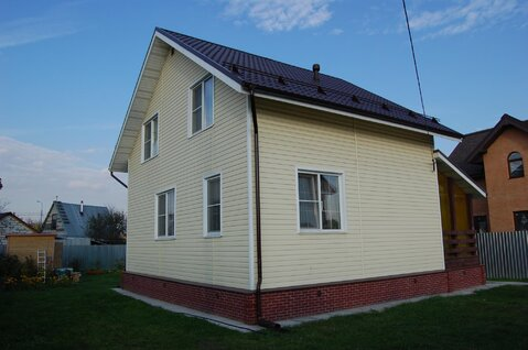 Продаётся двухэтажный дом